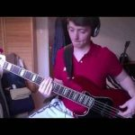 Top 100: Bass cover you shook me all night long (2020)