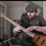 Watch: Burbank funk bass tab (BUZZ)