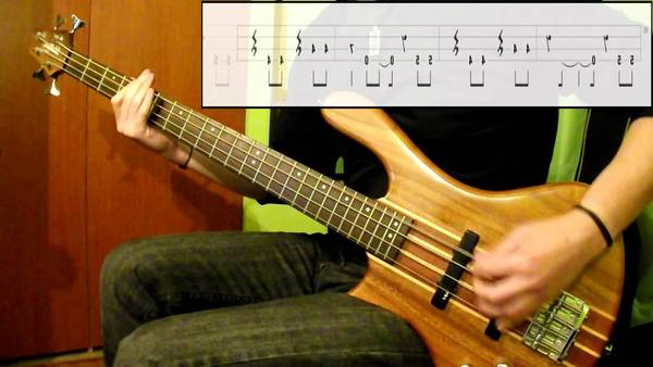 bass cover toto