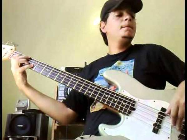 jamiroquai bass cover youtube