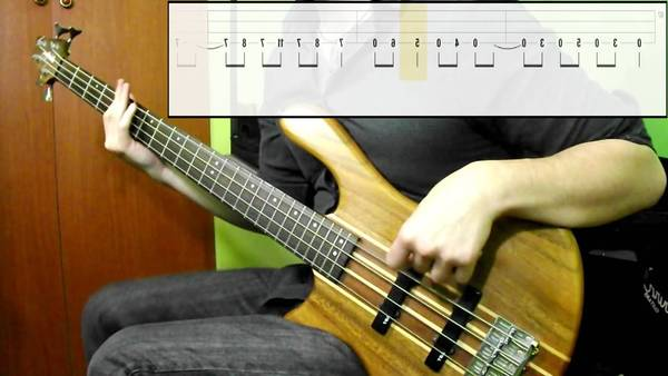bass cover gloria