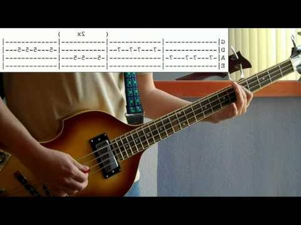 bass tab cover