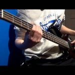 Watch: Bass tab peaceful easy feeling (Crazy!)