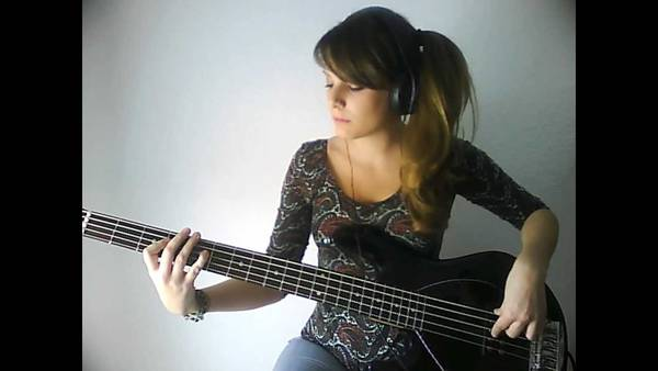 bass cover are you gonna go my way
