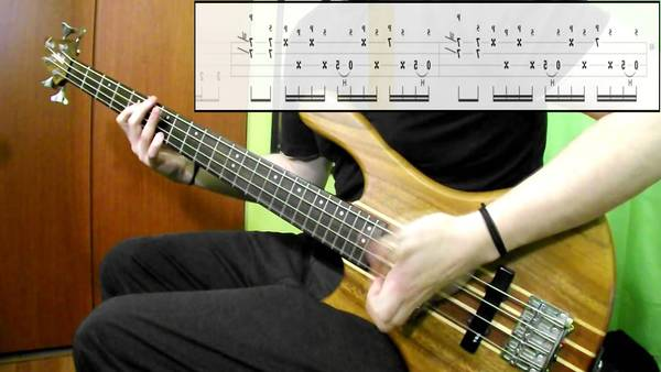 wonderwall bass tab easy
