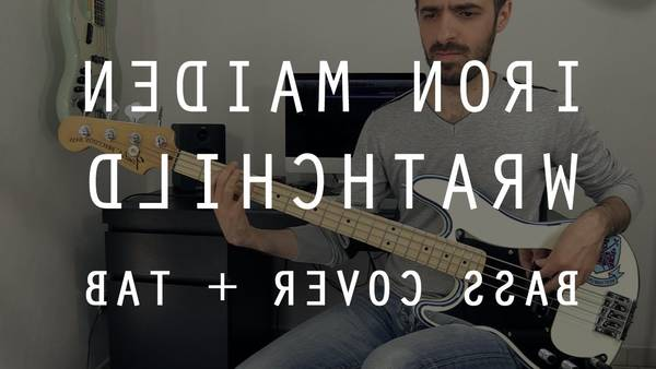 stand by me bass cover with tabs